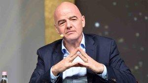 La FIFA hizo una recomendación a la RFEF