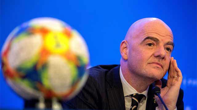 La FIFA ve viable Catar 2022 con 48 equipos