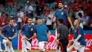 Gerard Piqué dejará la selección habiendo superado las 100 internacionalidades