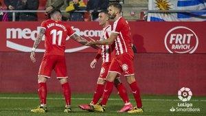El Girona busca mantener la racha en Montilivi