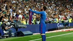 Hoy hace dos años que Messi regaló una foto para la historia del fútbol