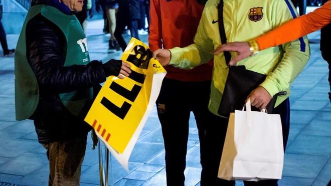 Pablo Iglesias carga contra el Gobierno por la final de Copa