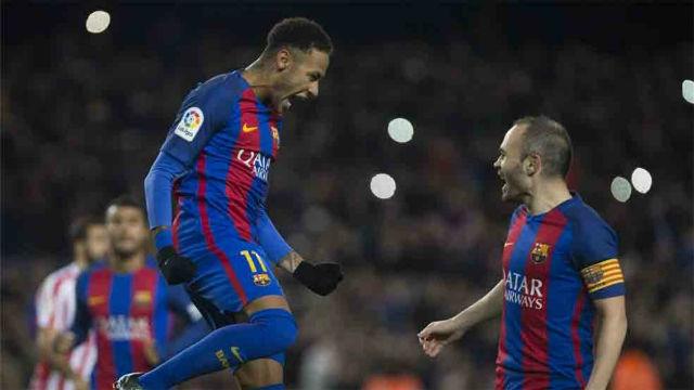 Iniesta: El Barça no debería volverse loco si Neymar se va al Madrid