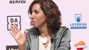 Irene Lozano habló de la crisis del baloncesto español