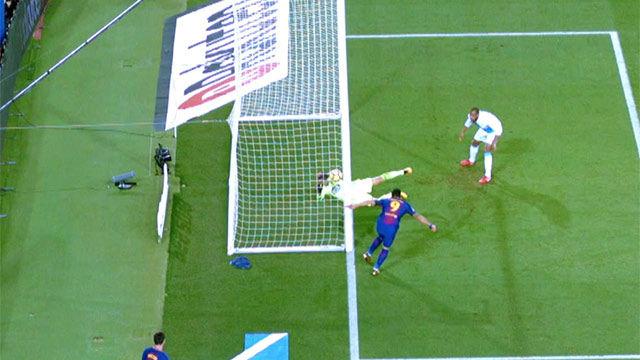 LALIGA | Barça - Deportivo (4-0): Gol fantasma a Luis Suárez