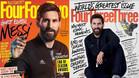 Las portadas alternativas de Leo Messi, del 4-4-2 de la revista británica al 4-3-3