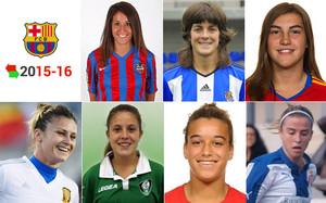 Los fichajes del Barça femenino