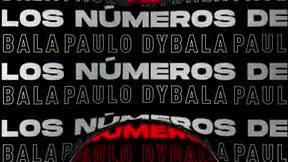 Los números de crack de Dybala