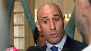 Luis Rubiales sigue emprendiendo cambios dentro del estamento federativo