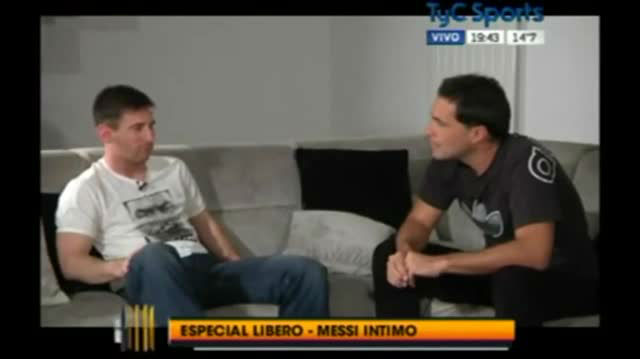 Messi contó cómo fue el día que vio debutar a Maradona
