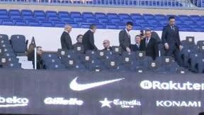 Pique ha firmado la renovación hasta el 2022
