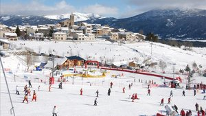 Pirineos Franceses, el mayor destino de nieve para la familia