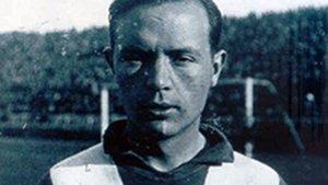 Pitus Prat, autor del primer gol del campeonato de liga