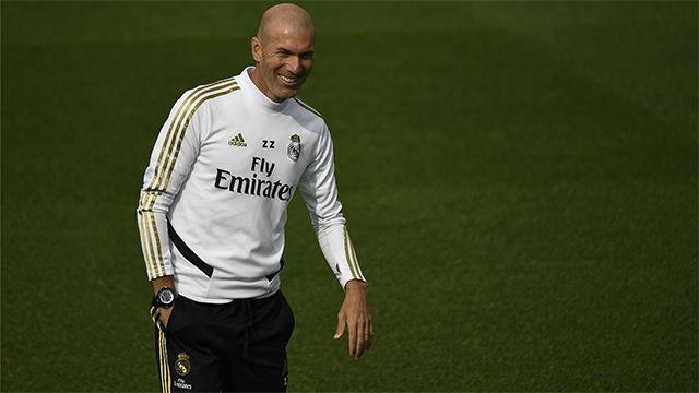 ¿Le preocupa a Zidane que suene Mourinho para ocupar el banquillo del Real Madrid?