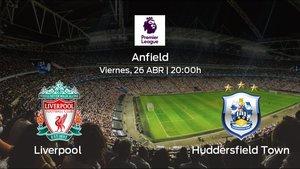 Previa del partido: el Liverpool recibe en el Anfield al Huddersfield Town