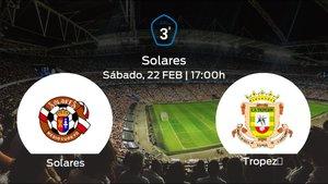 Previa del partido: Solares - Tropezón