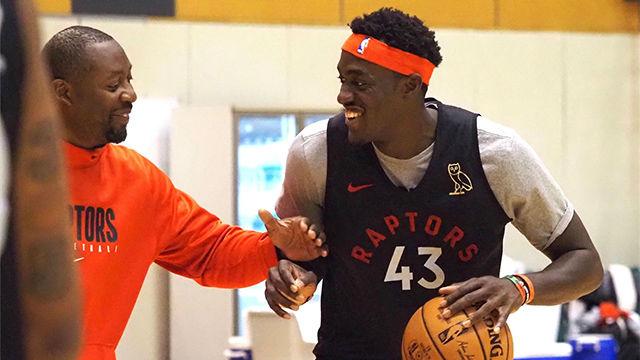 Raptors confirman a Siakam jugador franquicia con un contrato de 130 millones