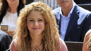 Shakira deja la raqueta y se pone los guantes de boxeo en Miami | Okdiario