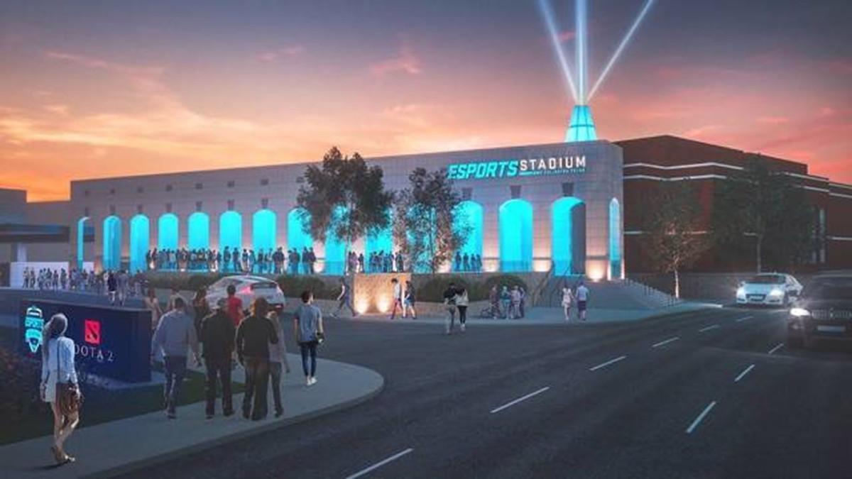 Estados Unidos tendrá un estadio dedicado a los esports