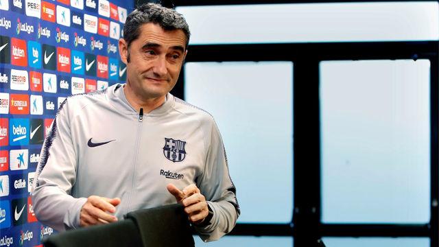 Valverde: El del Leganés es un partido fundamental