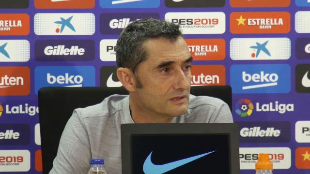 Valverde quiere a Rakitic en el FC Barcelona