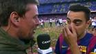 """Xavi: \""""Aún nos quedan dos finales, me quiero ir con más títulos\"""""""