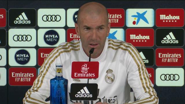 Zidane quitó importancia a las polémicas que rodean a Gareth Bale