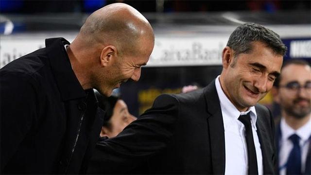 Zidane: Lo siento por Valverde