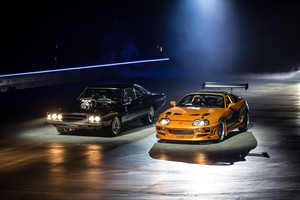 Fast and Furious Live. Coches