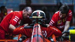 Abandono cruel de Leclerc en Bahrein