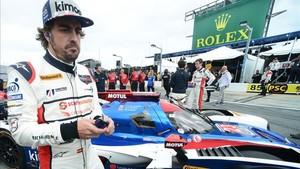 Alonso vuelve a Daytona