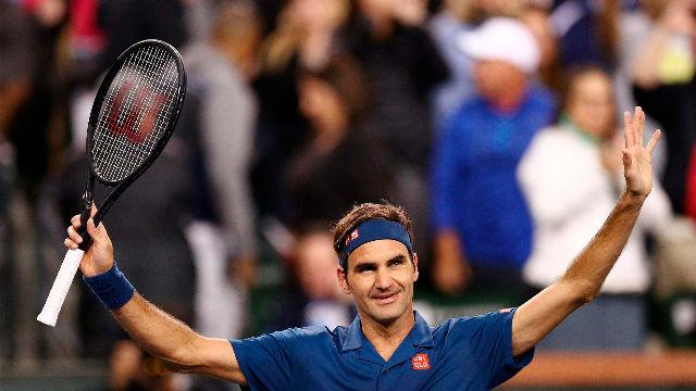 Así venció Federer en el duelo suizo