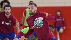 El Barça jugará dos partidos en el mismo escenario donde se entrena