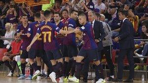 El Barça Lassa confía en el Palau para pasar a semifinales