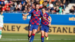 El Barça sigue lanzado en la Primera Iberdrola