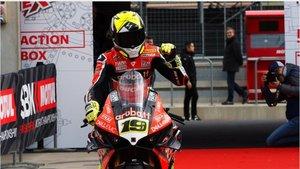 Bautista defiende su liderato en Jerez