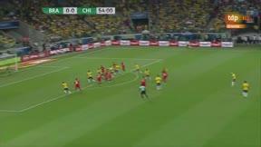 Brasil-Chile (3-0)