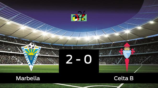 El Celta B consigue el paso a semifinales en penaltis ante el Marbella