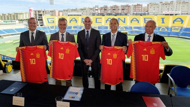 David Silva hará el saque de honor en el amistoso España-Bosnia del día 18