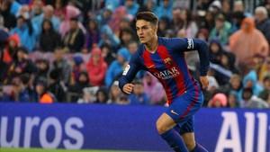 Denis Suarez es un futbolista básico en los planes del Barça