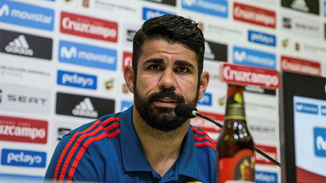 Diego Costa: Creo que Griezmann se va a quedar
