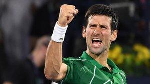 Djokovic, un crack dentro y fuera de las pistas