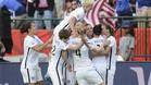 Estados Unidos sigue adelante en el Mundial