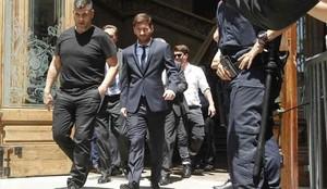 La Fiscalía ha pedido una multa para Messi