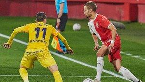 Al Girona le falta gol esta temporada en Montilivi