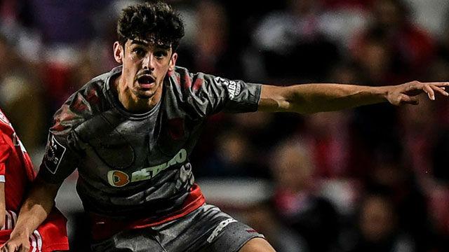 El golazo de Trincao en su vuelta con el Braga que vuelve a ilusionar a los culés