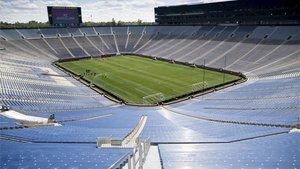 El imponente Michigan Stadium