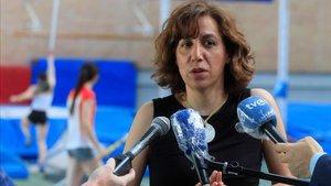 Irene Lozano analiza la situación del fútbol tras el coronavirus