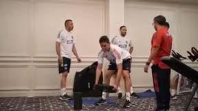 James también se estrena con normalidad con Colombia