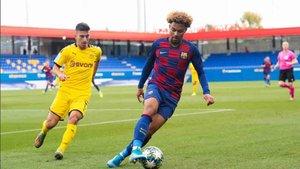 El Barça negocia la venta de Todibo al Bayer Leverkusen